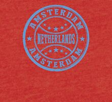 City Of Amsterdam Tri-blend T-Shirt