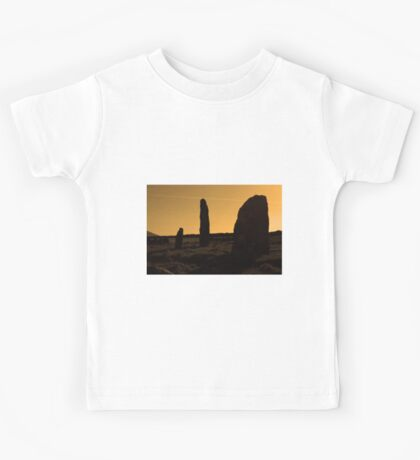 Ancient Monument Kids Tee