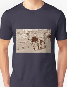 Cattle Drive 3 Unisex T-Shirt