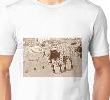 Cattle Drive 3 Unisex T-Shirt