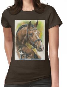 Oldenburg Womens Fitted T-Shirt