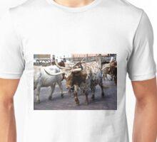 Cattle Drive 4 Unisex T-Shirt