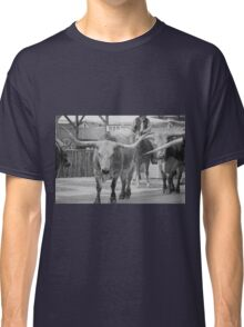 Cattle Drive 5 Classic T-Shirt