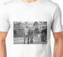 Cattle Drive 5 Unisex T-Shirt