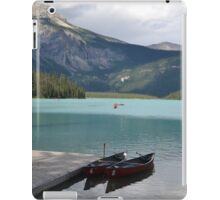 Peaceful Lake iPad Case/Skin