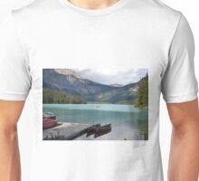 Peaceful Lake Unisex T-Shirt