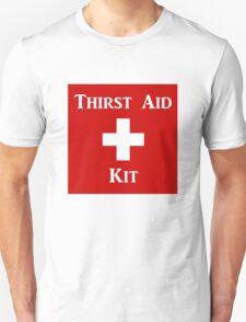 Thirst Aid Kit Unisex T-Shirt