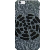 Blue Sewer Drain iPhone Case/Skin