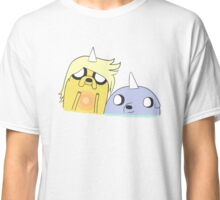 Adventure Time Charlie and TV Classic T-Shirt
