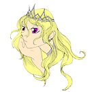 Brooding Princess by sorakaji