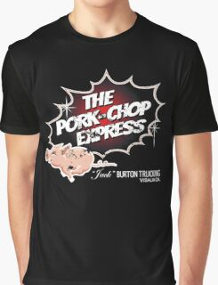 Big Trouble in Little China Pork Chop Express Variant Graphic T-Shirt