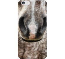 Fuzzy Snout iPhone Case/Skin