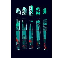 Zombies at your window Photographic Print