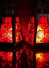Red Lanterns by Evita