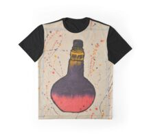 Perfume bottle and ink 7 Graphic T-Shirt