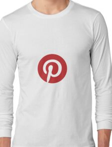 pintrest Long Sleeve T-Shirt