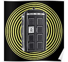 DARK TARDIS TYPE 40 Poster