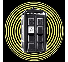 DARK TARDIS TYPE 40 Photographic Print
