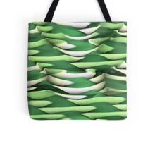 Layer after Layer Abstract Tote Bag