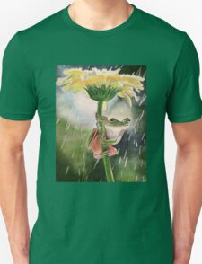 Frog in the Rain T-Shirt