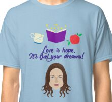 Belle Once Upon a Time Classic T-Shirt