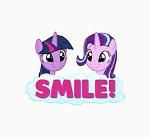 Starlight & Twilight - SMILE! Unisex T-Shirt