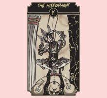The Hierophant - Sinking Wasteland Tarot Kids Tee