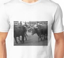 Cattle Drive 7 Unisex T-Shirt