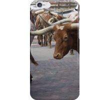 Cattle Drive 7 iPhone Case/Skin
