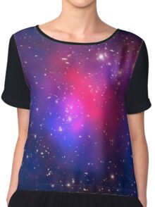 Pandora's Cluster Abell 2744 Astronomy Image Chiffon Top