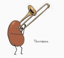 Trombean Baby Tee
