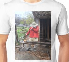 The Man in the Red Shirt Unisex T-Shirt