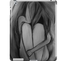 Lost - Black and White iPad Case/Skin