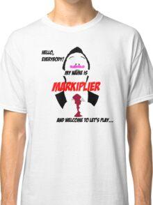 Markiplier intro Classic T-Shirt