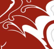 Beta Dragon Sticker