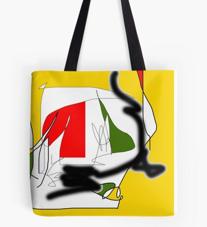 Mick the Jagger - Dance Tote Bag