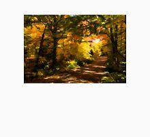 Autumn Road Impressions Unisex T-Shirt