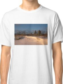 The Morning After the Snowstorm Classic T-Shirt