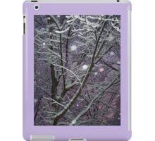 Winter Trees iPad Case/Skin