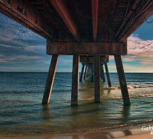 Okaloosa Pier by Gaby Swanson