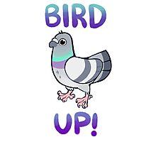 BIRD UP! Photographic Print