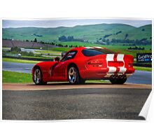 Dodge Viper GTS Poster
