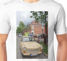 Trabant - `DDR` East German car (`Auto`) Unisex T-Shirt
