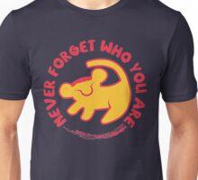 Hakuna Matata Never Forget Unisex T-Shirt