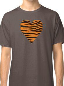 0606 Safety Orange Tiger Classic T-Shirt