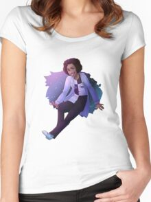 New companion! :D Women's Fitted Scoop T-Shirt