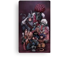 FFIX - You're Not Alone ! Canvas Print
