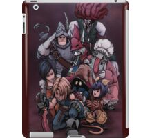 FFIX - You're Not Alone ! iPad Case/Skin