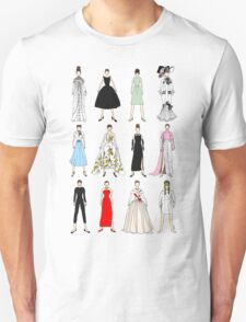 Outfits of Audrey Fashion T-Shirt