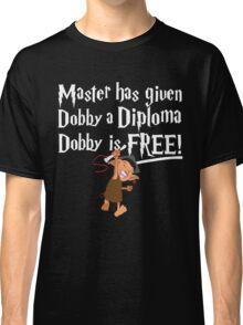 Dobby Graduate- No year Classic T-Shirt